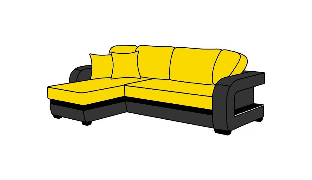 диван угловой химчистка