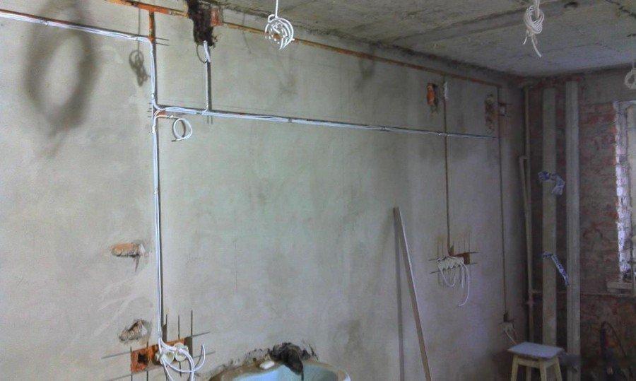 замена электропроводки в Перми
