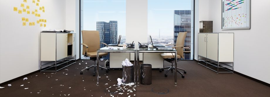 уборка офисных помещений