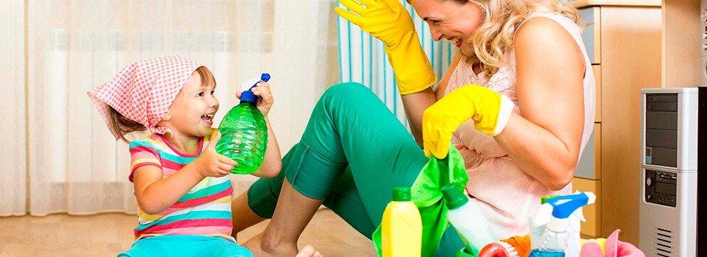 Экологическая уборка дома